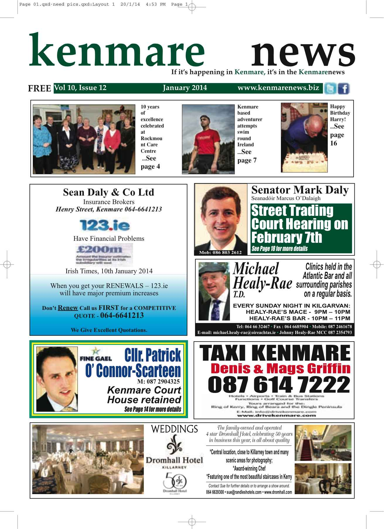 front page Kenmare News Jan 2014_WEB