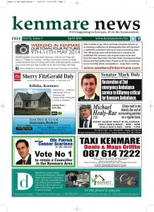 Kenmare News April 2014