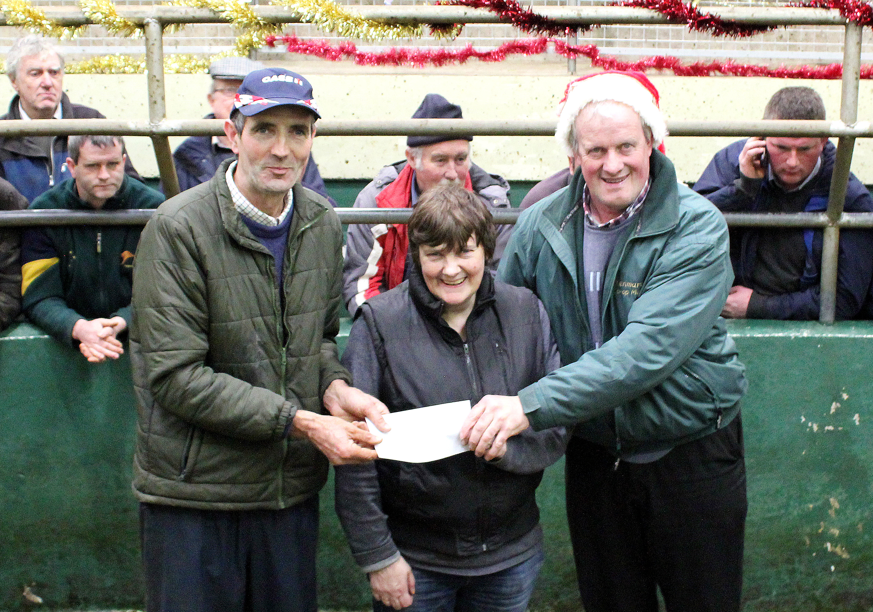 9   Mart VDP Cheque Mary Ann Riney
