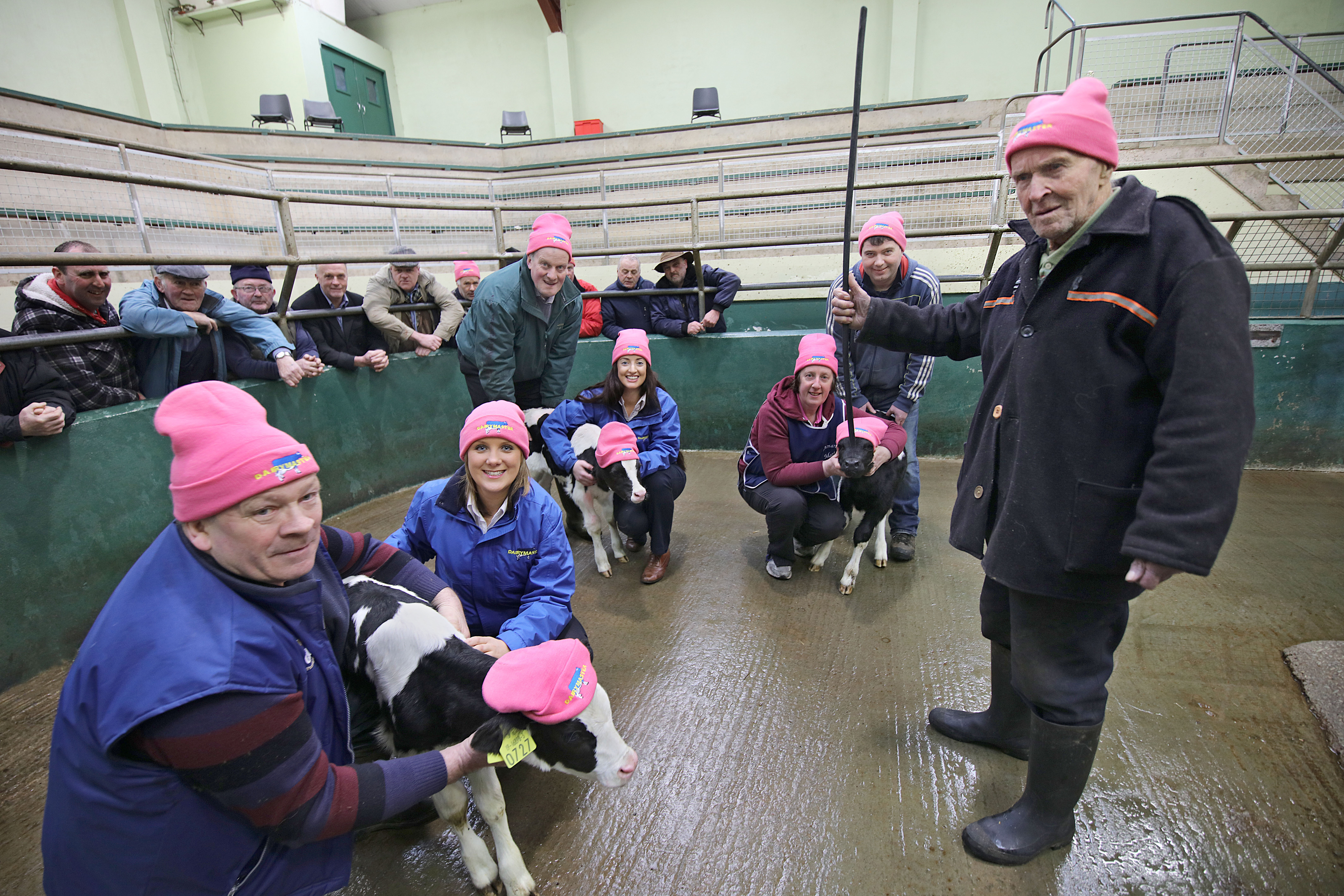 Pink Hats Kenmare Mart