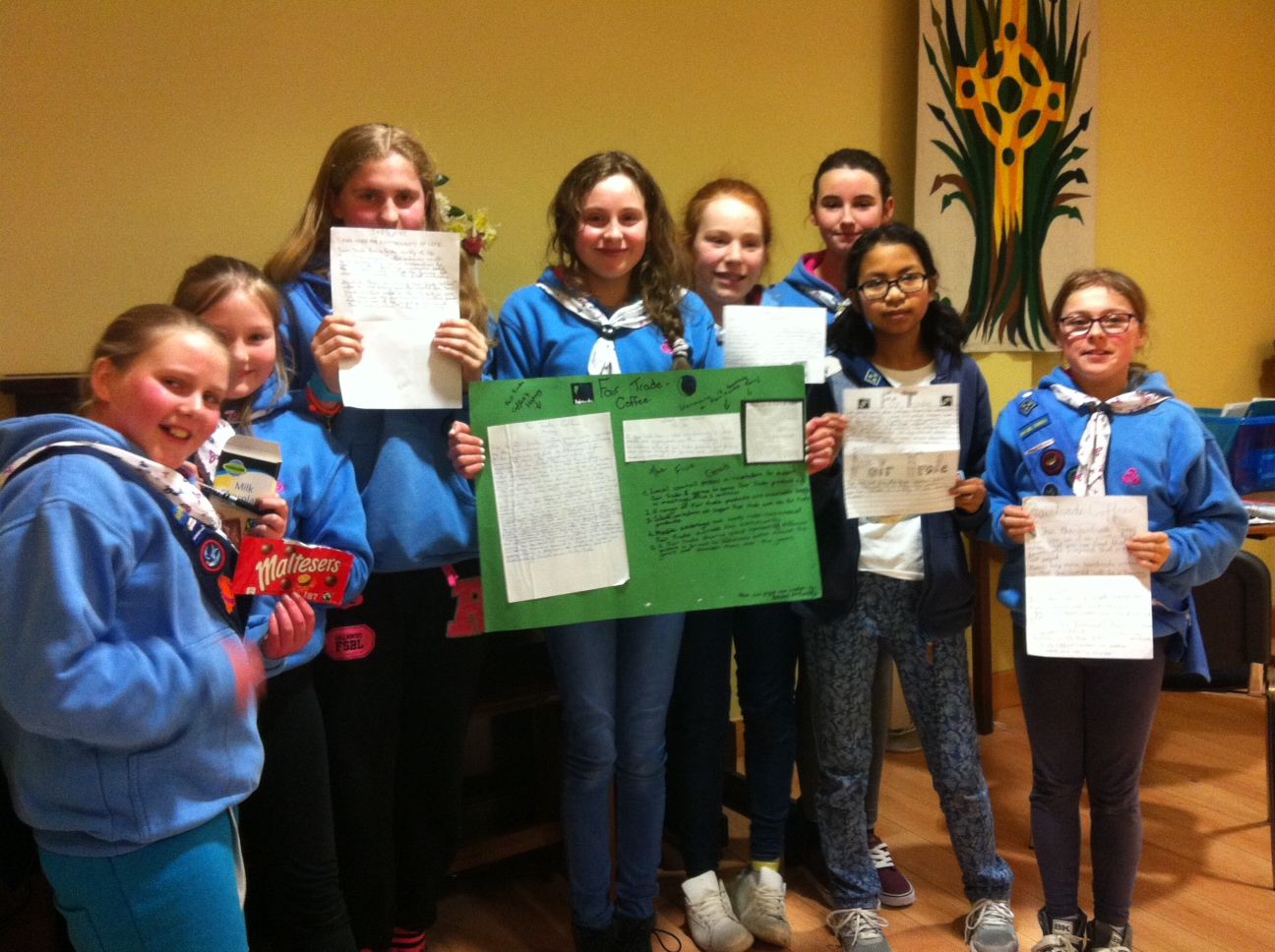 photo of Kenmare Girl Guides
