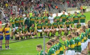 Kerry Senior team