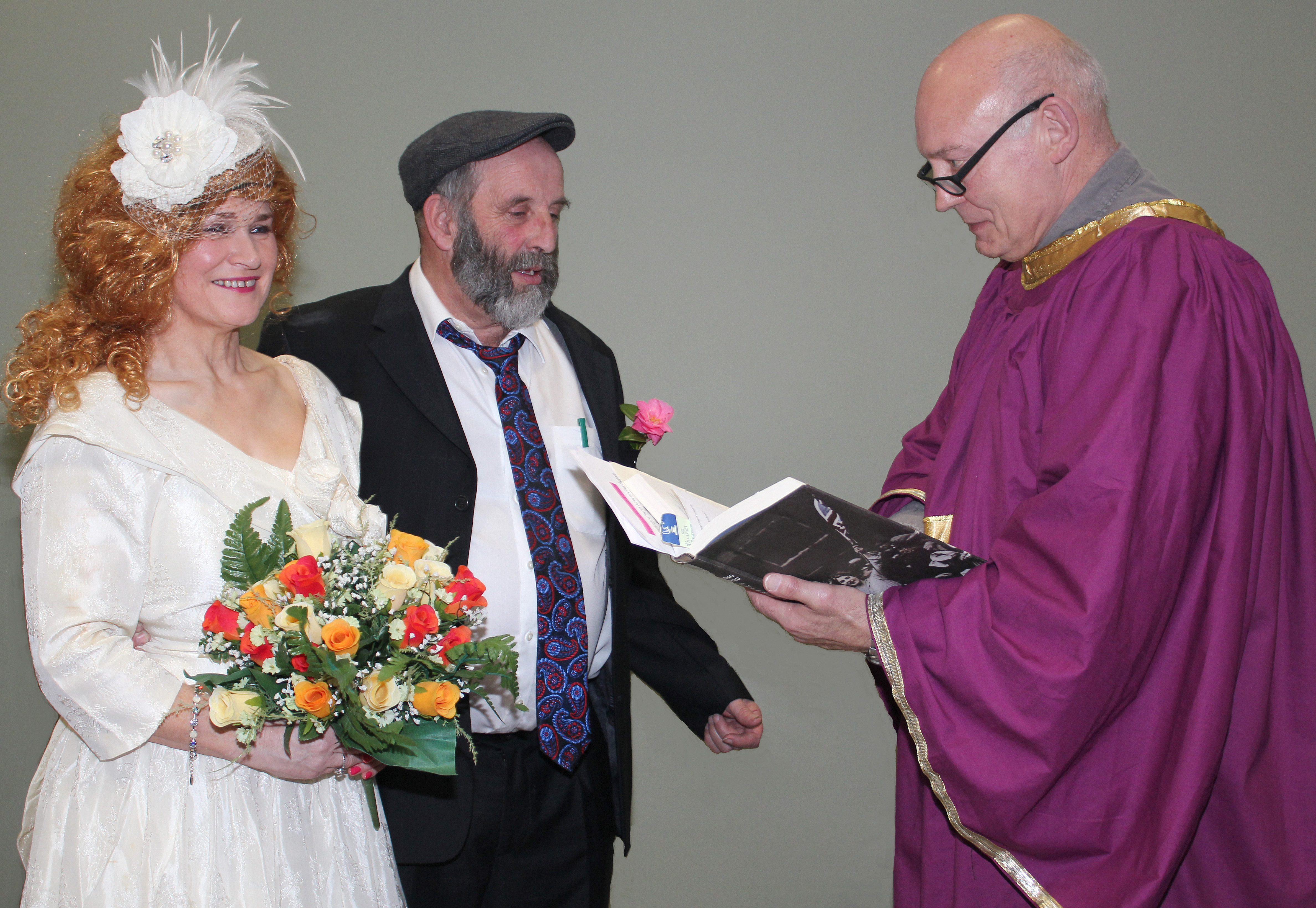 18 Danny Healy Rae weds Margaret Christian in Civil Cermony at Moc Wedding Sneem