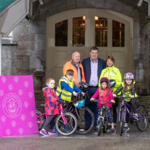 ROB Kids Cycle 2018 launch 1