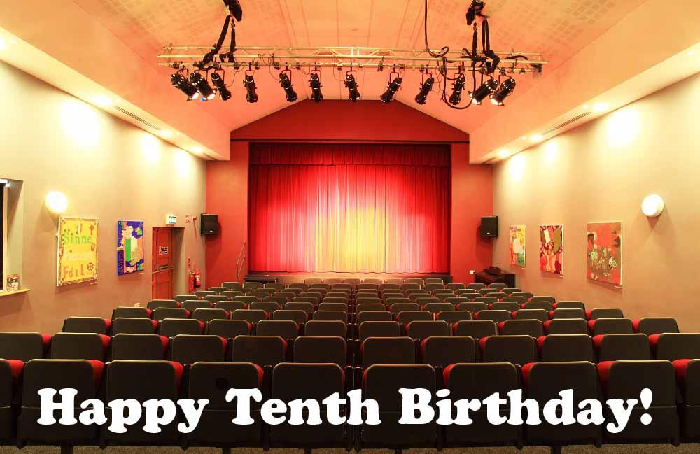 2 Carnegie Tenth Birthday