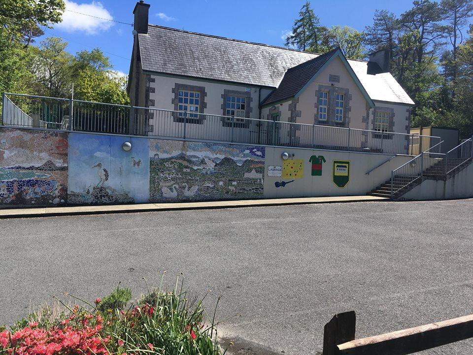 Lauragh School Photo 1