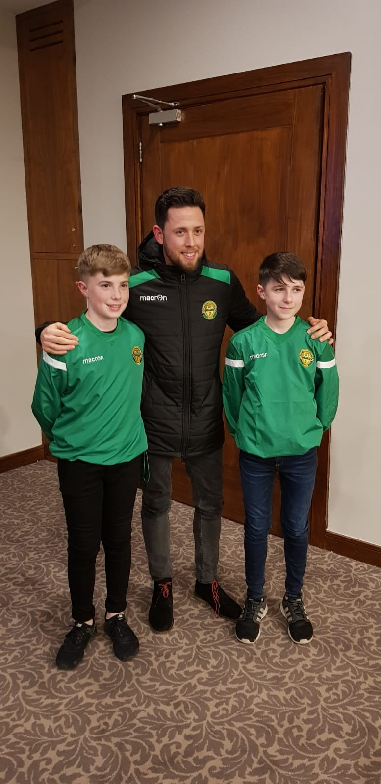 Ben and Barry now representing Kerry