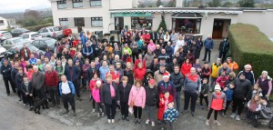 Hospice Kerry Hospice Walk Davey's Loughbrin Walk St Stephens Day 2018