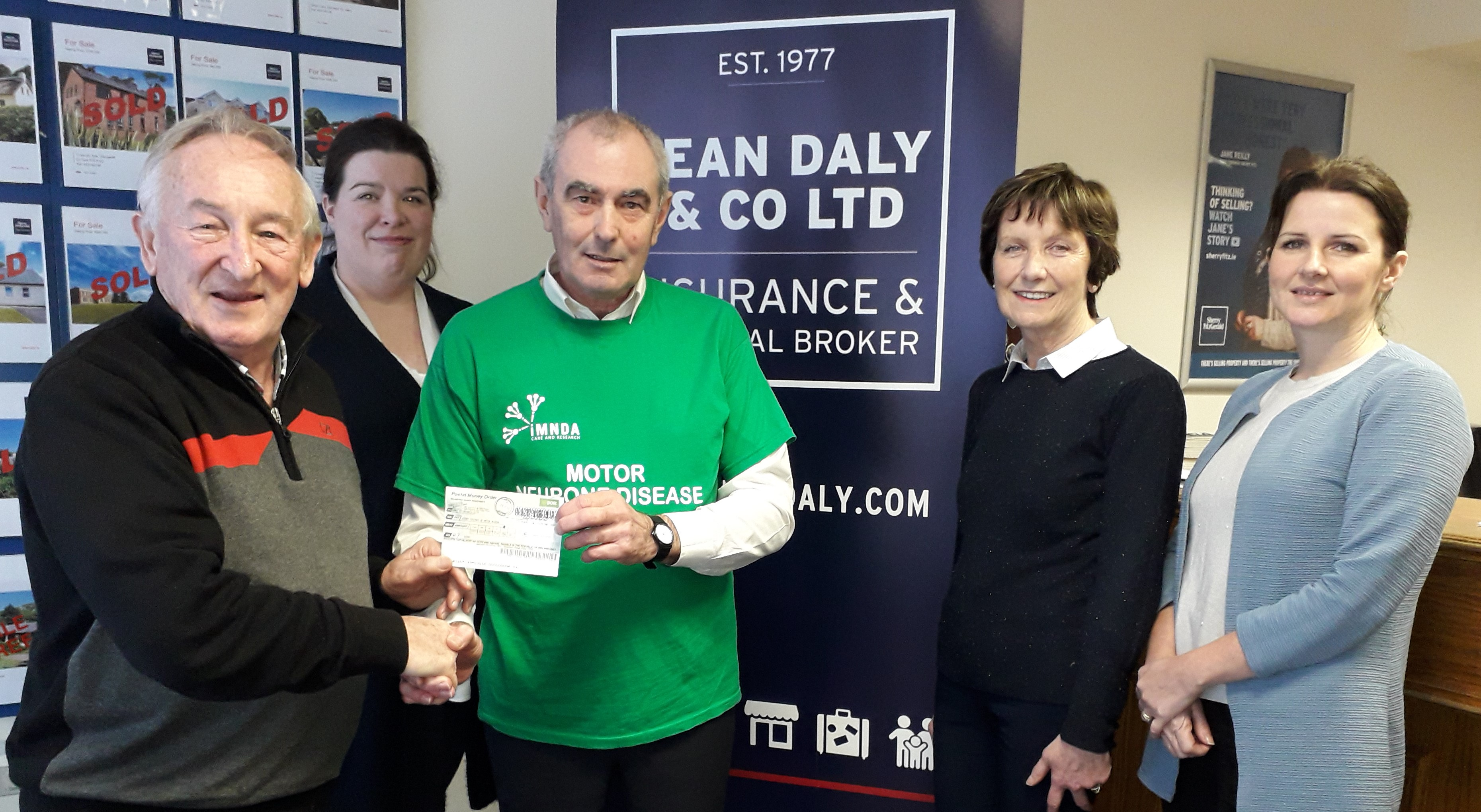 Presentation to Irish Mortor Neuron Disease Chairty - Christy Lehane 06022019