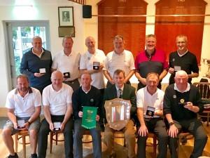 31 kenmare Golf Team